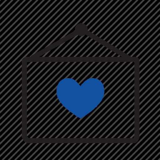 diploma, feedback, grant, like, love, loyalty, photo, testimonials icon