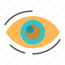eye, find, look, looking, search, see, view icon