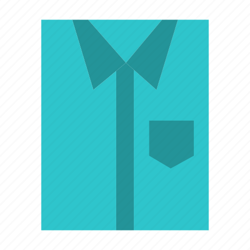Cloth, clothing, dress, fashion, formal, shirt, wear icon - Download on Iconfinder