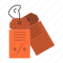 business, discount, label, sale icon