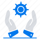 business, development, modern, solutions icon