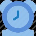 alarm, clock, hour, management, time icon