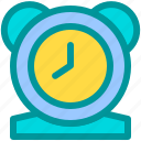 alarm, clock, hour, management, time icon