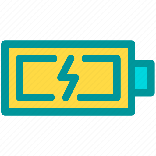 battery, charge, electric, energy, power icon