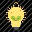 bulb, idea, light, success