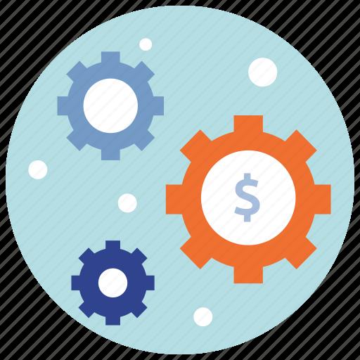 cog, gear, gears, mechanism, preferences, settings icon