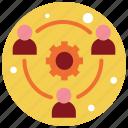 account, avatar, man, profile, profile settings, user settings icon