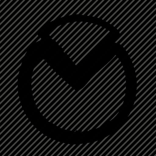 chart, efficiency, office, optimization, performance, pie, productivity icon