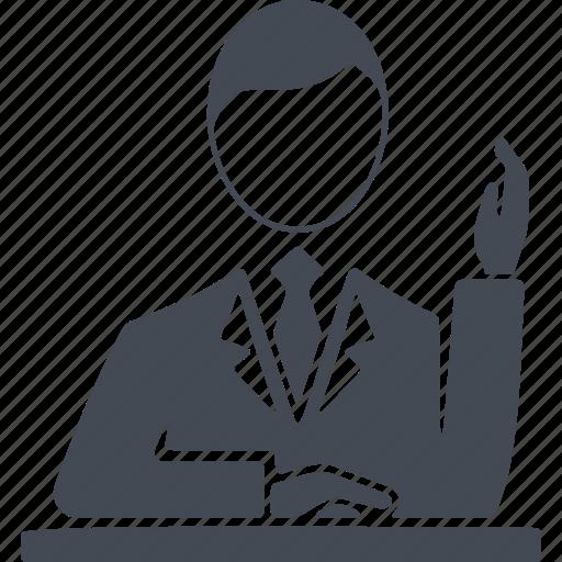 avatar, job, man, profession icon
