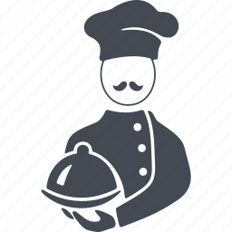 cook, dish, job, profession icon