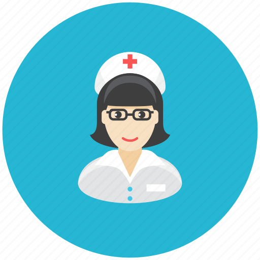 account, ambulance, avatar, hospital, nurse, occupation, patient icon