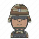 army, avatar, character, man, people, profession, profile icon