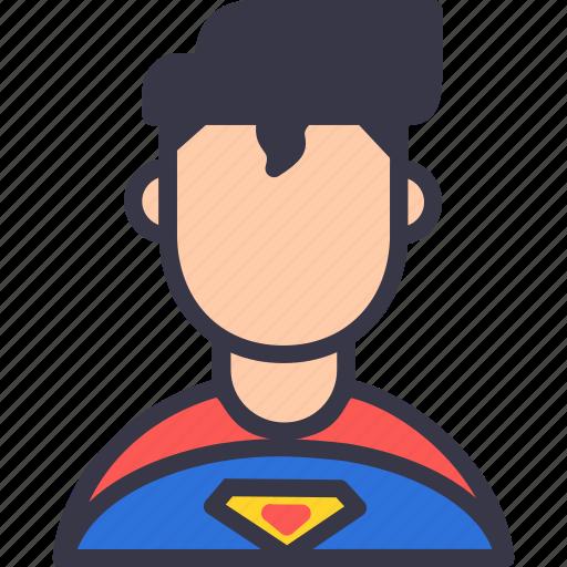 avatar, character, comics, dc, inspiression, superhero, superman icon