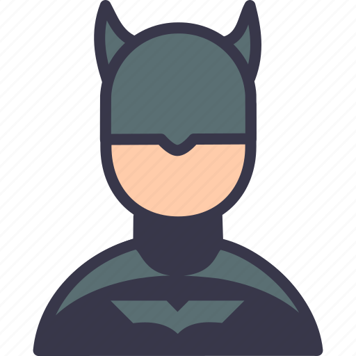 avatar, batman, character, comics, dark, nightman, superhero icon