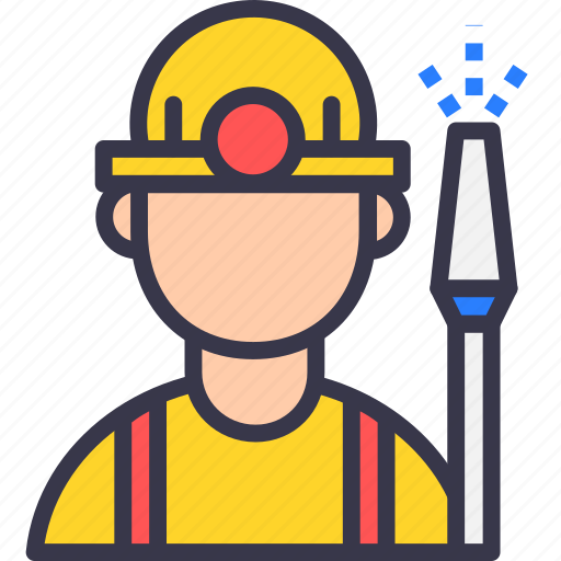 avatar, civil, constructor, engineer, instructor, job, superwiser icon