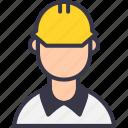 avatar, civil, construction, constructor, engineer, instructor, superwiser