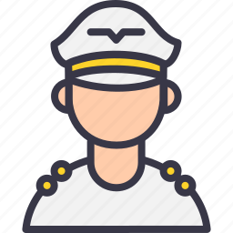 aeronautics, avatar, caption, indian, navy, officer, pilot icon