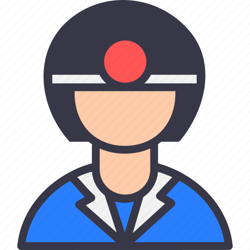 assistant, avatar, health, instructor, lady, nurse, treatment icon