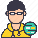 coder, coding, computer, developer, encoder, engineer, programmer icon