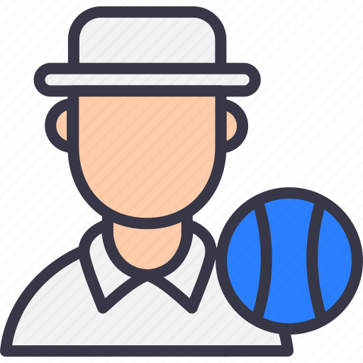 avatar, ball, cricket, legumpire, oneday, test, umpire icon