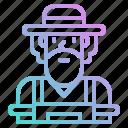 avatar, farmer, garden, gardener, job, man, people