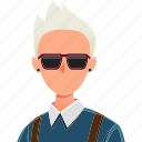 avatar, character, designer, fashion, male, men, professions icon