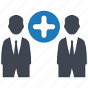 business, currency, deal, finance, management, marketing, money icon