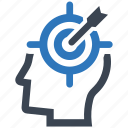 business, finance, mind, money, payment, seo icon