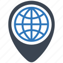 arrow, gps, location, map, navigation, pin icon