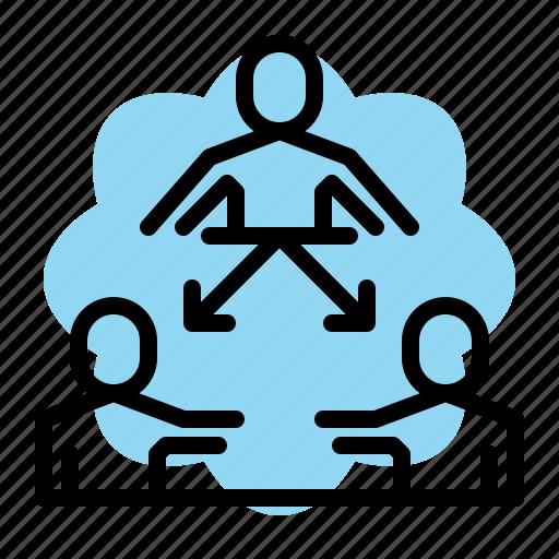 Group, leader, leadership, motivation, professional, seo, team icon - Download on Iconfinder