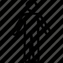businessman, businessperson, industrialist, man, merchant icon