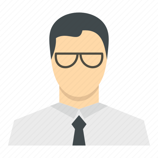 business, businessman, man, manager, office, person, suit icon