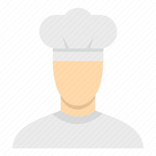 chef, cook, food, hat, professional, restaurant, uniform icon