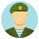 army, general, millitary, professions, soldier icon