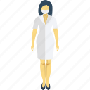 doctor, doctor avatar, lady doctor, physician, surgeon icon