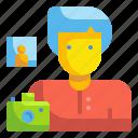 avatar, camera, job, photo, photographer, profression, user icon