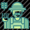 avatar, farm, farmar, job, profression, user, work icon