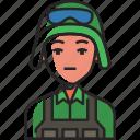 soldier, army, military, war, weapon, man, avatar