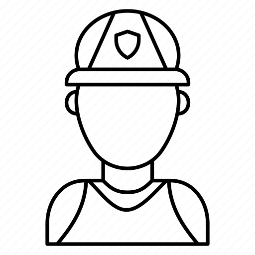 Avatar, officer, police icon - Download on Iconfinder