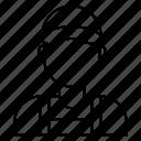 avatar, male, worker