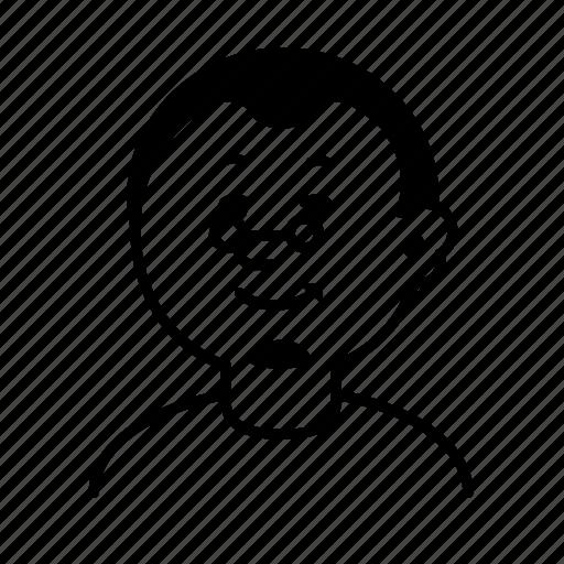 Avatar, emoji, face, male, person, profile, user icon - Download on Iconfinder
