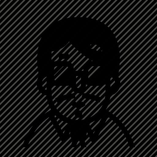 avatar, profile, sunglasses, user icon
