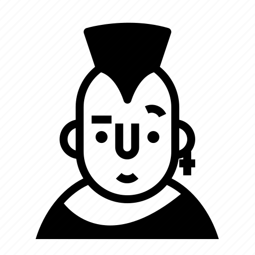 avatar, profile, punkie, user icon