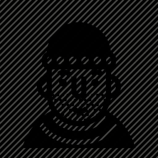 avatar, profile, sailor, user icon