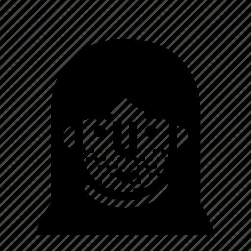 avatar, heavy, profile, user icon