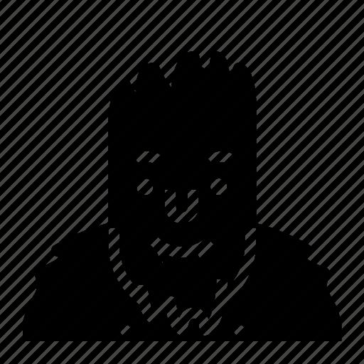 avatar, profile, user, yeti icon