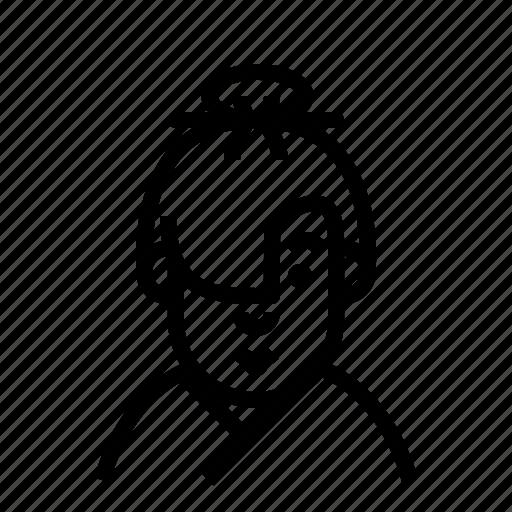avatar, japanese, profile, user icon