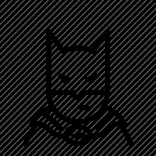 avatar, batman, profile, user icon