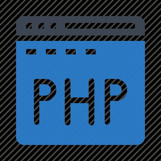 coding, internet, php, programming, window icon