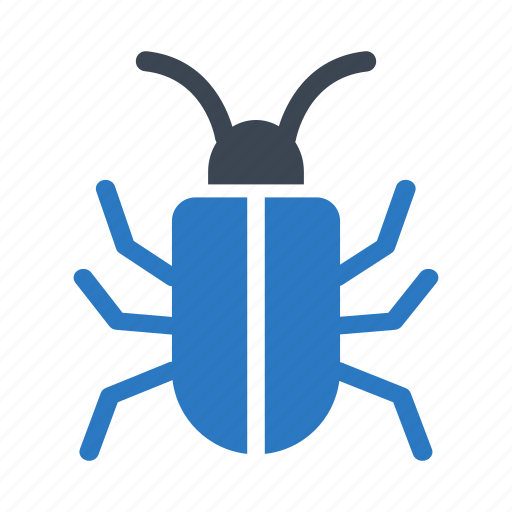 bug, insect, malware, threat, virus icon